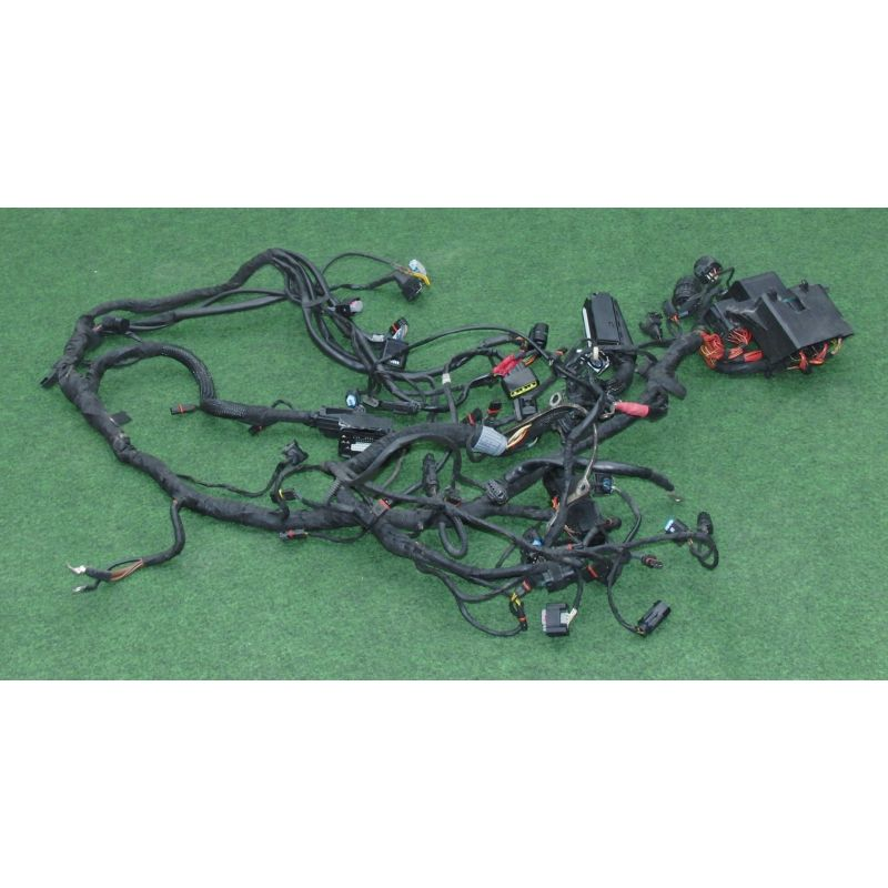 Bmw S1000rr Wiring Harness : Bmw s rr main and engine wiring harness race abs dtc