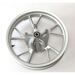 BMW F650GS Silver rear wheel , 3,5X17 , 53121735 ,  36317705793