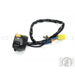 SUZUKI GSX1400 2005 Switch Assy, Handle, Lh 37400-42F10