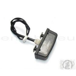 SUZUKI GSR 750 LAMP ASSY, LICENSE LAMP  35910-16G11-000